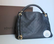 Louis Vuitton Empreinte Artsy MM Handbag, Monogram Leather  Infini